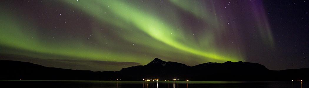 Northern Light - Photo by Magnus Hagen Brubakk, Multiconsult